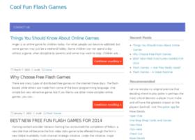 coolfunflashgames.com