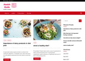 coolhealthguides.com