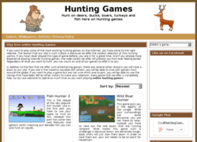 coolhuntinggames.net
