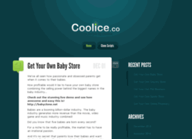 coolice.co