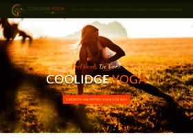coolidgeyoga.com