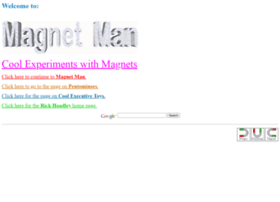 coolmagnetman.com