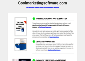 coolmarketingsoftware.com