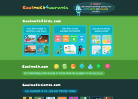 coolmath4parents.com