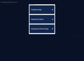 coolpeopleshop.com