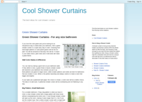 coolshowercurtains.blogspot.com