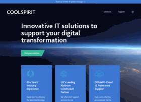coolspirit.co.uk