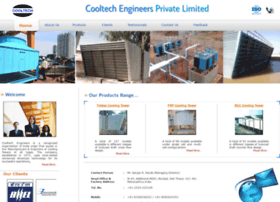 cooltechcoolingtowers.com