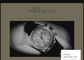 coolvintagewatches.com