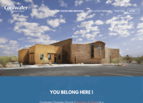 coolwaterchurch.org