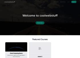 coolwebstuff.usefedora.com