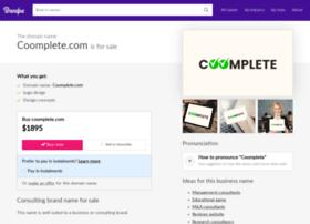 coomplete.com