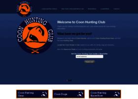 coonhuntingclub.com