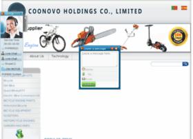 coonovo.com