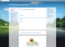 cooperativa-sayab.blogspot.com