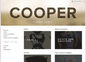 cooperdemo.storenvy.com