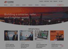 cooperlighting.com