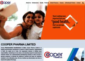 cooperpharma.com