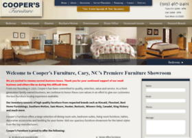 coopersfurniturenc.com