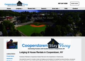 Cooperstownstay.com