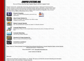 coopersystems.com