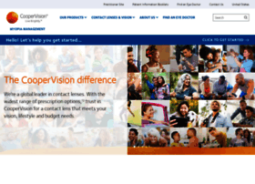 coopervision.com
