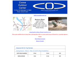 coosaoutdoorcenter.com
