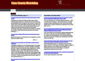 cooscountywatchdog.com