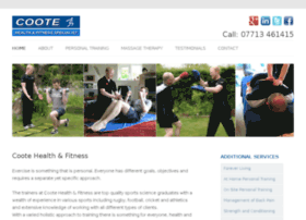 coote-fitness.co.uk