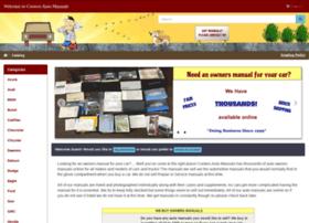 cootersautomanuals.com