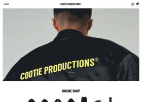 cootie-jp.com