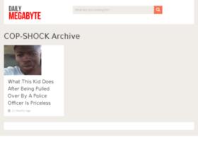 cop-shock.dailymegabyte.com