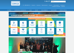 copasa.com.br