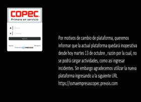 copec.prevsis.com