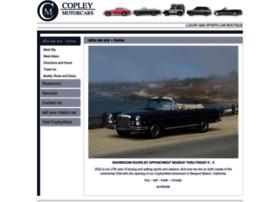 copleymotorcars.com