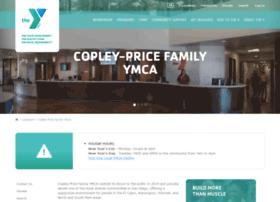 copleyprice.ymca.org