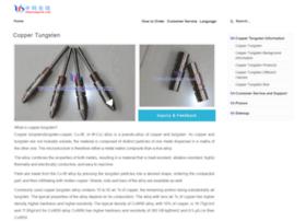 copper-tungsten.com