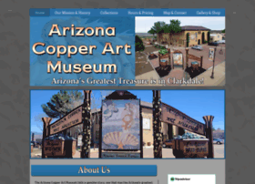 copperartmuseum.com