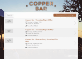 copperbar.nutickets.co.za