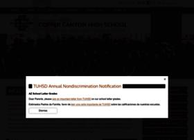 coppercanyon.tuhsd.org