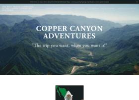 coppercanyonadventures.com