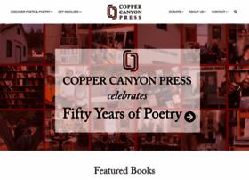 coppercanyonpress.org