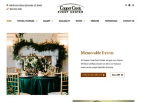 coppercreekeventcenter.com