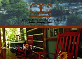 copperhillcabins.com