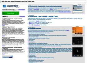 coppermine.sourceforge.net