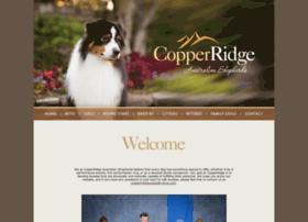 copperridgeaussies.com