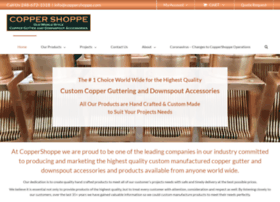 coppershoppe.com