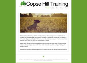 copsehilltraining.co.uk