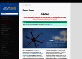 copter.ardupilot.org