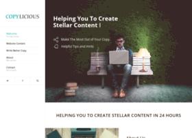 copylicious.com